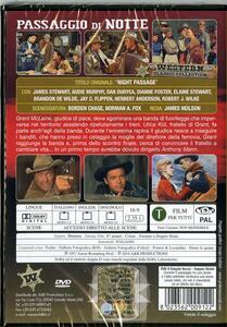 Passaggio di notte di James Neilson - DVD - 2