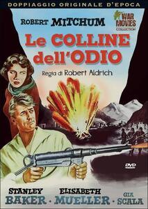 Le colline dell'odio di Robert Aldrich - DVD