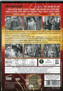 L' avventuriera di Edwin H. Knopf - DVD - 2