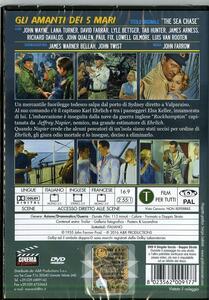 Gli amanti dei cinque mari di John Farrow - DVD - 2