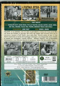 L' ultima sfida di Edwin L. Marin - DVD - 2
