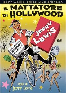Il mattatore di Hollywood di Jerry Lewis - DVD