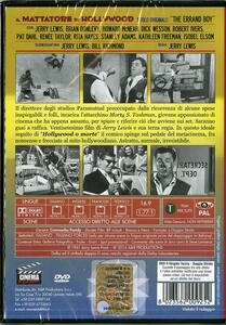 Il mattatore di Hollywood di Jerry Lewis - DVD - 2