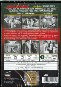 Strisce invisibili di Lloyd Bacon - DVD - 2