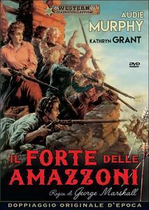 Il forte delle Amazzoni di George Marshall - DVD