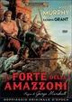 Cover Dvd DVD Il forte delle amazzoni