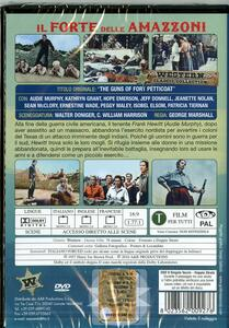 Il forte delle Amazzoni di George Marshall - DVD - 2