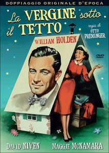 La vergine sotto il tetto di Otto Preminger - DVD