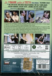 La vergine sotto il tetto di Otto Preminger - DVD - 2