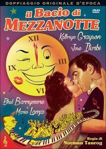 Il bacio di mezzanotte di Norman Taurog - DVD