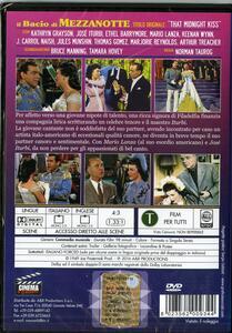 Il bacio di mezzanotte di Norman Taurog - DVD - 2