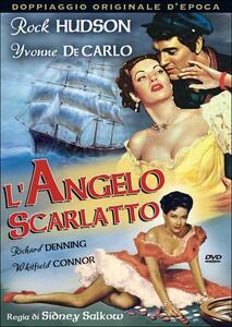 L' angelo scarlatto di Sidney Salkow - DVD