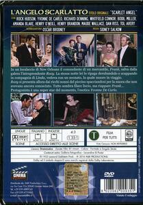 L' angelo scarlatto di Sidney Salkow - DVD - 2