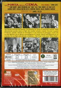 La porta della Cina di Samuel Fuller - DVD - 2