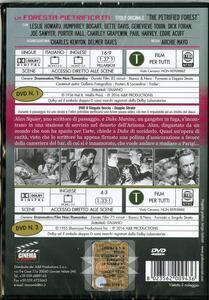 La foresta pietrificata. Collector's Edition (2 DVD) di Archie Mayo - 2