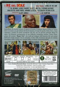 I Re del Sole di Jack Lee Thompson - DVD - 2
