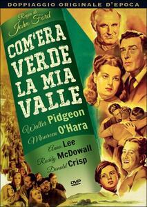 Com'era verde la mia valle di John Ford - DVD