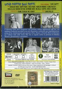 Una notte sui tetti di David Miller - DVD - 2