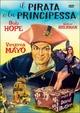 Cover Dvd DVD Il pirata e la principessa
