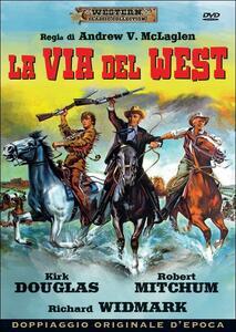 La via del West di Andrew V. McLaglen - DVD