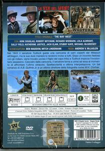 La via del West di Andrew V. McLaglen - DVD - 2