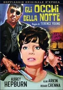 Gli occhi della notte di Terence Young - DVD