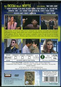 Gli occhi della notte di Terence Young - DVD - 2