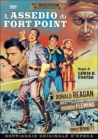 Locandina L'assedio di Fort Point