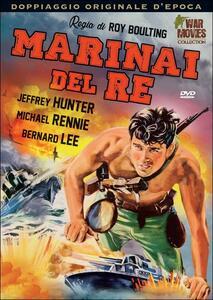 Marinai del Re di Roy Boulting - DVD