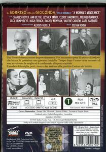 Il sorriso della Gioconda di Zoltan Korda - DVD - 2