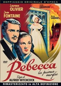Rebecca, la prima moglie di Alfred Hitchcock - DVD