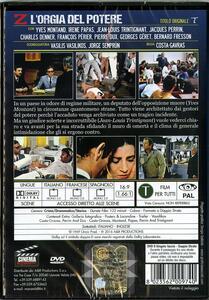 Z, l'orgia del potere di Costa-Gavras - DVD - 2