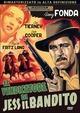 Cover Dvd DVD Il vendicatore di Jess il bandito