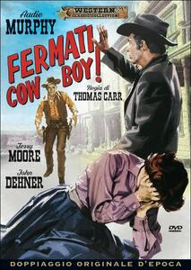 Fermati, cow boy! di Thomas Carr - DVD