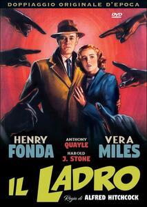 Il ladro di Alfred Hitchcock - DVD