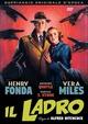 Cover Dvd DVD Il ladro