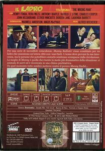 Il ladro di Alfred Hitchcock - DVD - 2