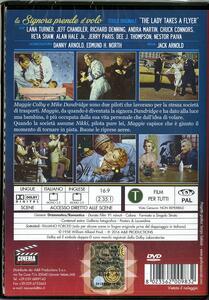 La signora prende il volo di Jack Arnold - DVD - 2