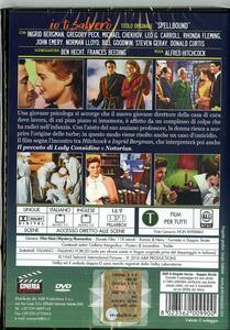 Io ti salverò di Alfred Hitchcock - DVD - 2