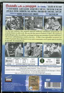Soldato sotto la pioggia di Ralph Nelson - DVD - 2