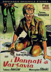 I dannati di Varsavia di Andrzej Wajda - DVD
