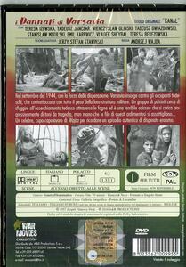 I dannati di Varsavia di Andrzej Wajda - DVD - 2