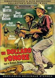 Un dollaro d'onore (2 DVD)<span>.</span> Collector's Edition di Howard Hawks - DVD