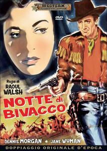 Notte di bivacco di Raoul Walsh - DVD