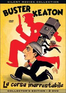 Buster Keaton. La corsa inarrestabile (2 DVD) di Edward F. Cline,Donald Crisp,Buster Keaton