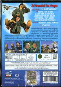 Tre uomini in fuga di Gerard Oury - DVD - 2