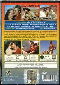 L' oro dei sette santi di Gordon Douglas - DVD - 2