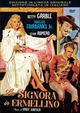 Cover Dvd DVD La signora in ermellino