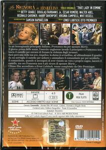 La signora in ermellino di Ernst Lubitsch,Otto Preminger - DVD - 2