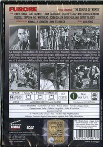 Furore di John Ford - DVD - 2